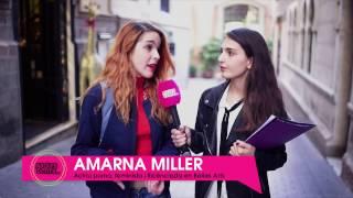 Entrevista a Amarna Miller, actriz porno y feminista