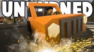 Unturned 3.17.16.0: DESTRUCTIBLE TIRES & Removable Car Batteries! (New Vehicle Features)
