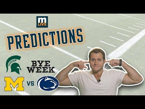 Final score predictions for No. 16 Michigan vs. No. 7 Penn State