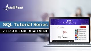 How to Create Table in SQL | Create Table Statement | Hands on Create Table in SQL | Intellipaat