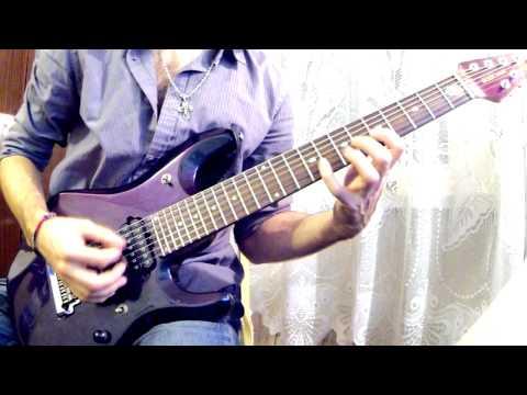 Вертушка #5. Chelsea Grin - The Human Condition (Разбор вступительного соло. Intro solo lesson)