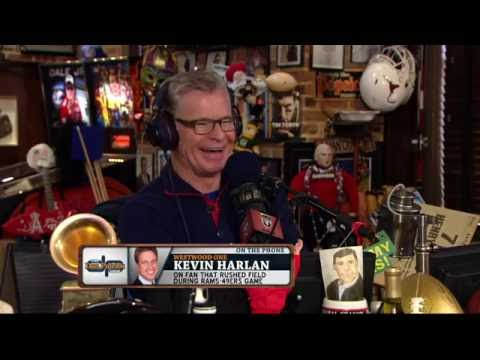 Kevin Harlan on The Dan Patrick Show (9/13/16)