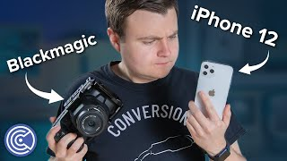 The iPhone 12 Cameras (from a Videographer's Perspective) - Krazy Ken's Tech Talk