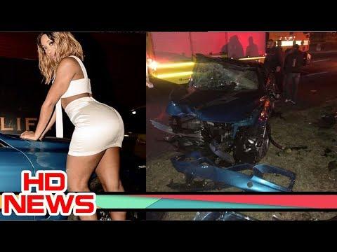Sbahle Mpisane Crashed Bmw In Boyfriend Khune S Name