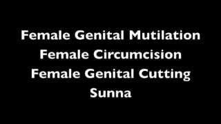 Female Genital Mutilation Presentation