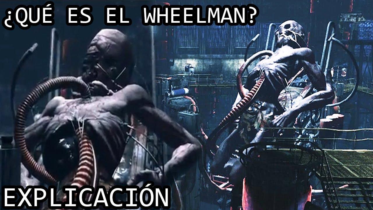 ¿Qué es el Wheelman? | El Wheelman o el Monstruo de la Silla de Ruedas de Silent Hill EXPLICADO