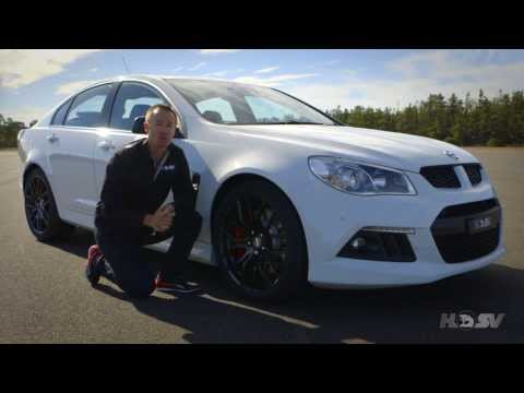HSV GEN-F Clubsport R8 Product Overview
