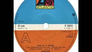 Cerrone - Love In C Minor (Dj
