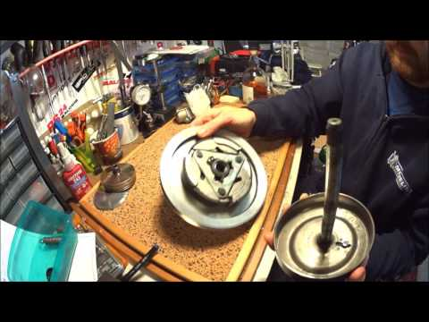 E3 - The Spx Variator, Clutch and Pipe +HOW TO: Crank Balance Factor. 2STROKE STUFFING