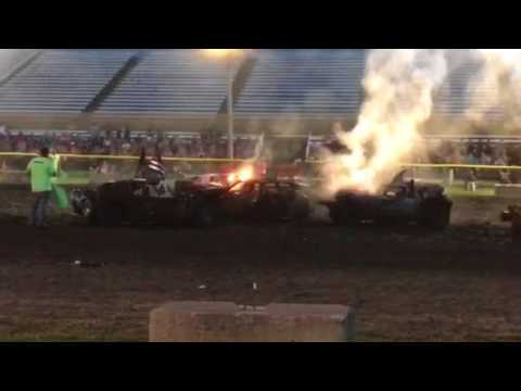 DuPage County Demolition Derby  2017