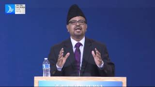 Muhammad (saw) - The Messenger of Peace - Jalsa Salana USA 2013