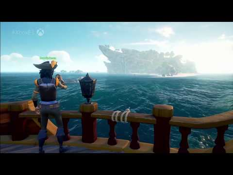 Sea of Thieves E3 2017 Gameplay Trailer - Microsoft Xbox Conference