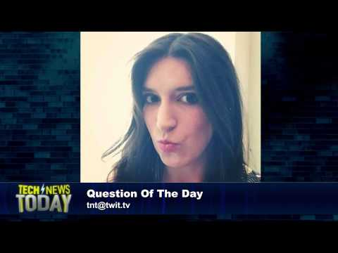 Tech News Today 1299: Google and Apple Drive Detroit Data-crazy.
