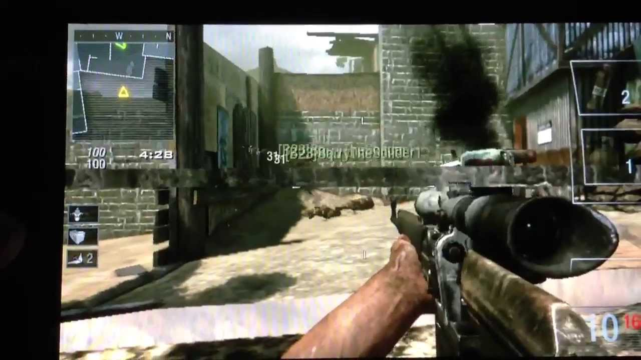 Black Ops Declified - range out of map GLITCH - YouTube on