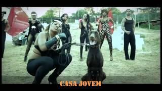 AFRIKANAS   SOMOS SÉRIAS VIDEO OFFICIAL