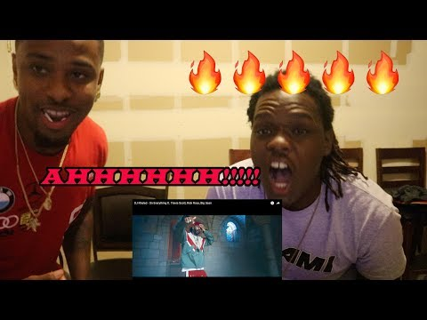 DJ Khaled - On Everything ft. Travis Scott, Rick Ross, Big Sean - REACTION