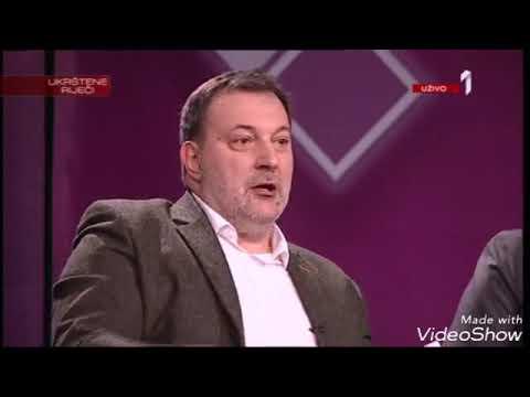 Milo Đukanović - 'Uhvaćen u laži' (isprovociran) Ukrštene riječi 14.02 2019