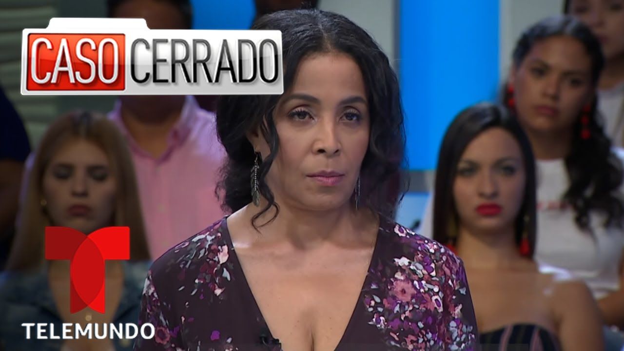 Caso Cerrado Attacked Her Step Father To Protect His Daughter Telemundo English Youtube