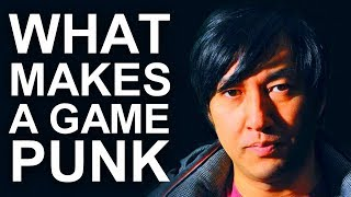 Download What Makes A Game Punk?