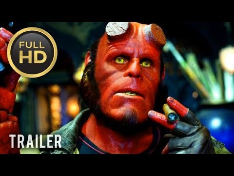 🎥 HELLBOY (2004) | Full Movie Trailer In HD | 1080p