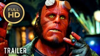 🎥 HELLBOY (2004) | Full Movie Trailer in HD | 1080p