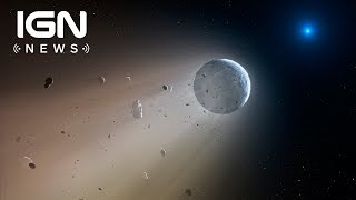 NASA's Kepler Finds Dead Star 'Devouring' a Mini Planet - IGN News