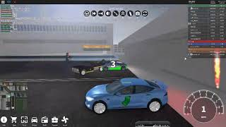 Roblox Vehicle Simulator : Course avec une dépanneuse #2