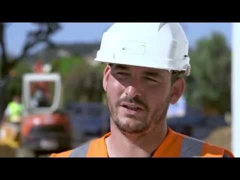 Vidéo de chef/fe de chantier
