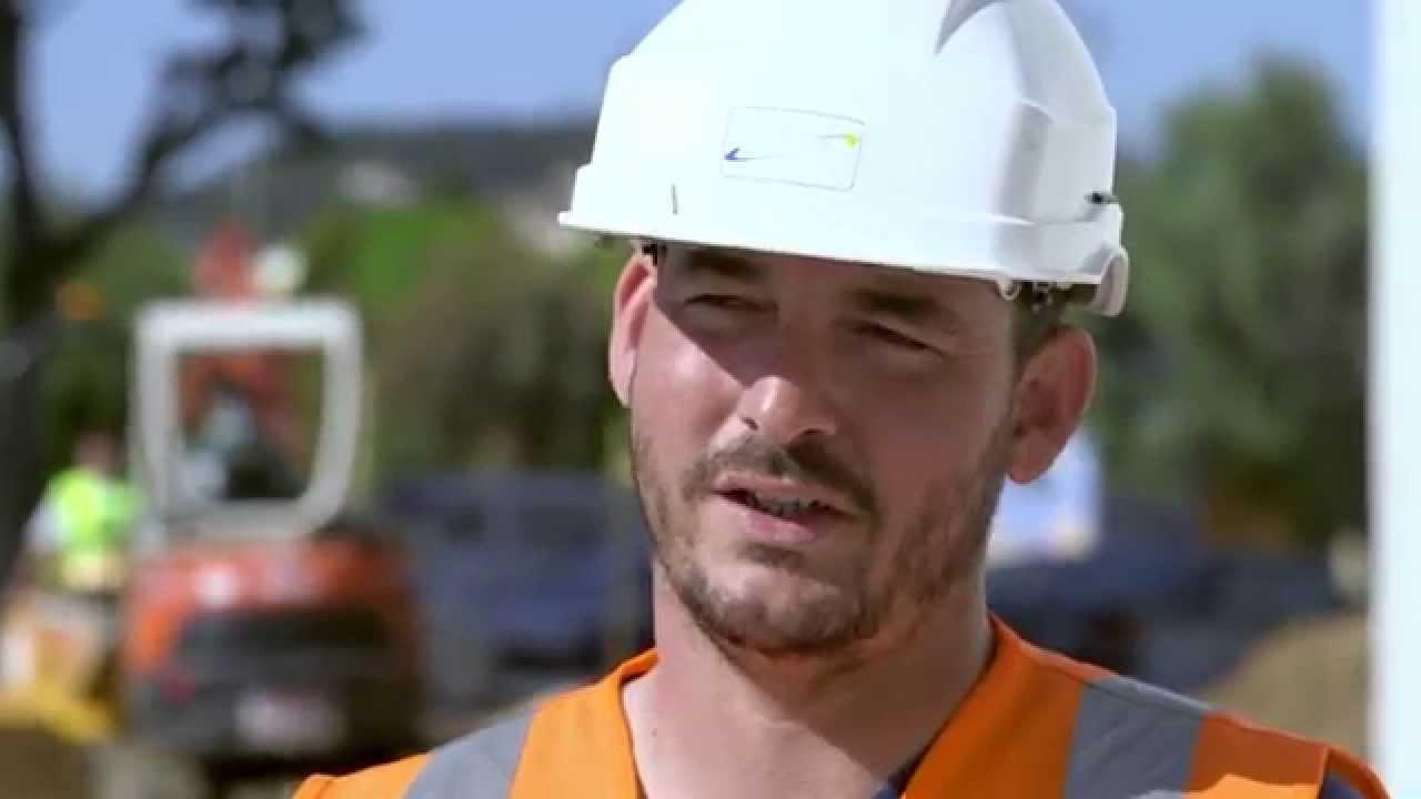 beau travail - chef de chantier