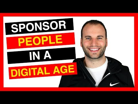How To Sponsor People Into Your Business In A Digital Age