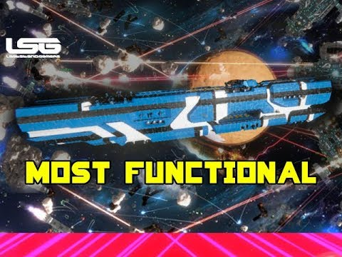 THE MOST FUNCTIONAL SHIP (HOW TO) - Space Engineers
