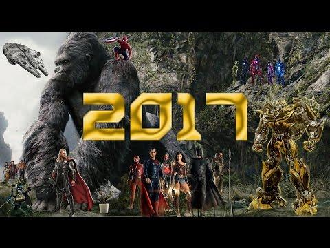 LES FILMS LES PLUS ATTENDUS DE 2017 !!!