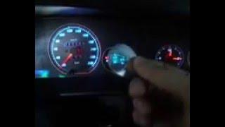 видео Ручка КПП — LED подсветка