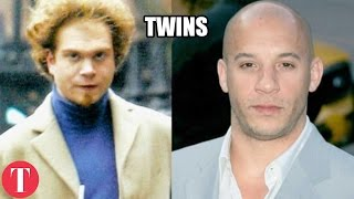 10 Regular People Who Have A VERY Famous Twin