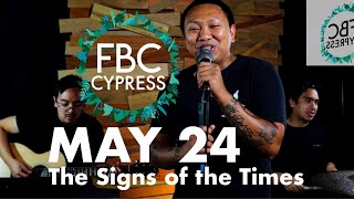"""FBCC Online Worship Service 