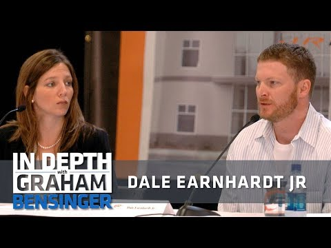 Dale Earnhardt Jr: My sister the protector
