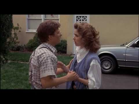 Back To The Future 1985  Ending Scene