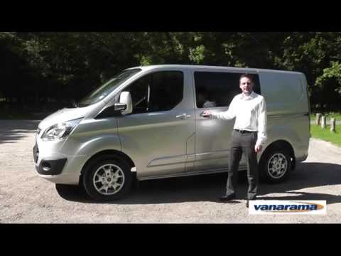 ford transit custom crew van review transit custom crew van 2013 youtube. Black Bedroom Furniture Sets. Home Design Ideas