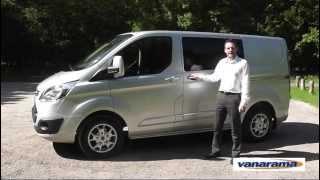 Ford Transit Custom Crew Van Review (Transit Custom Crew Van 2013)
