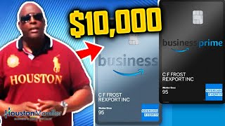 Best Amazon Credit Cards 2021   How To Get $10k American Express Amazon Business Credit Card?