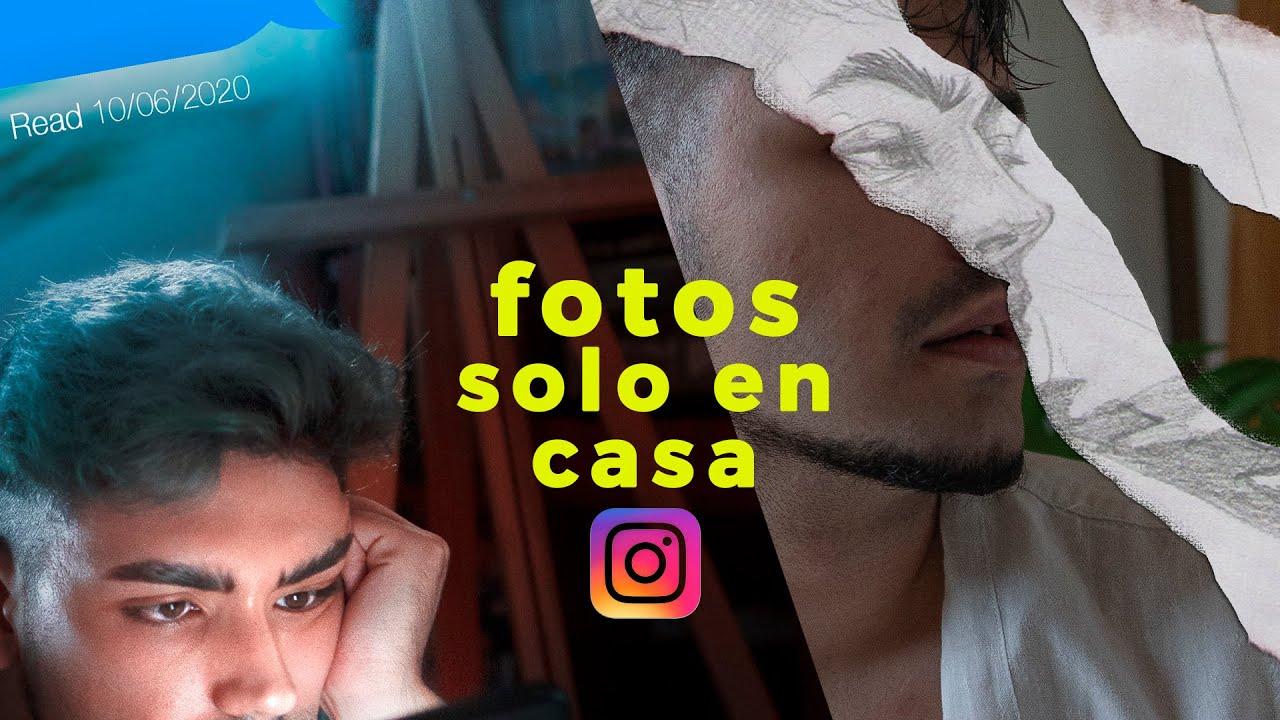TRUCOS e IDEAS de FOTOS Solo en CASA - Jota Studio