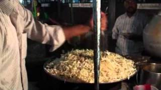 Trichy, Teppakulam Noodles.