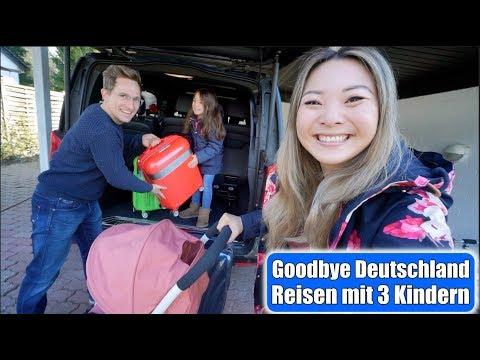 Goodbye Deutschland 🌍