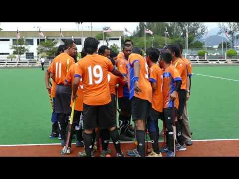 Ipoh Teachers hockey Perak, Malaysia 2016