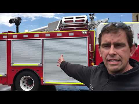 🇦🇺 Australia: Ballarat City Fire Station Tour