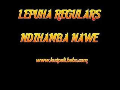 Ndihamba Nawe