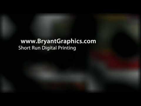 Minneapolis Full Color Short Run Digital Variable Information Printing 952-836-1401 Bryant Graphics
