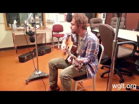 """Chicago Farmer Performing """"Twenty Dollar Bill"""" On WGLT"""