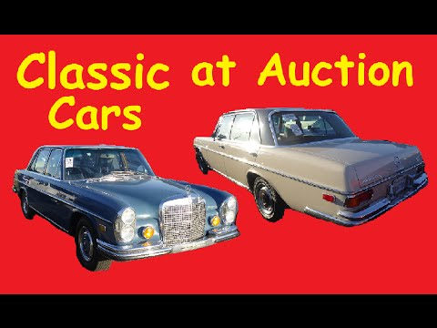 Manheim Dealer Auto Auction Car & Truck Auctions Classic Cars #2