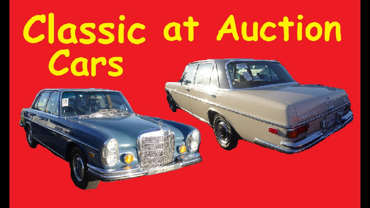 Manheim Dealer Auto Auction Car Truck Auctions Classic Cars - Auto classic cars